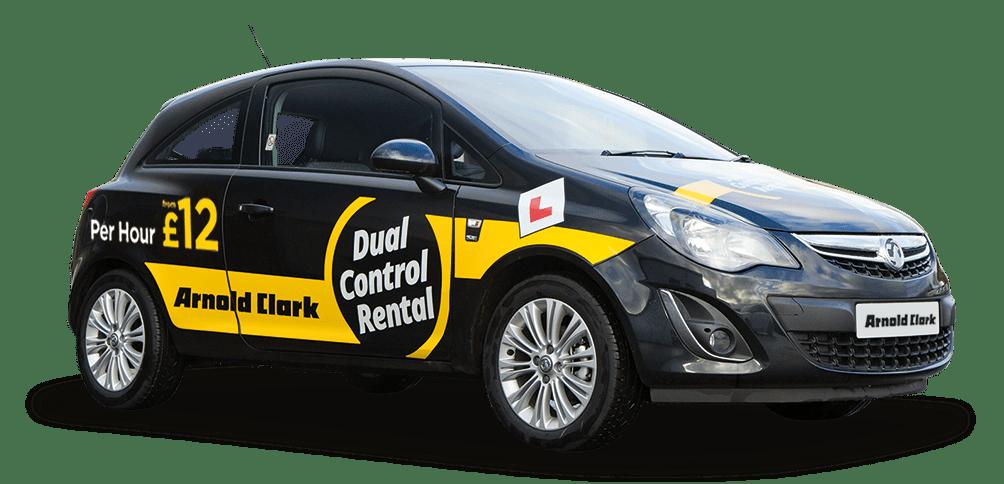 Dual control car