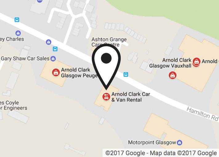 Arnold Clark Glasgow Car Rental